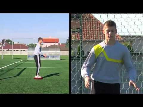 Trénink brankařů – Alexander Vencel, oficiální metodika FIFA