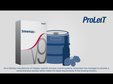 brewmaxx V9 - Process control technology for the brewing industry - ProLeiT AG - English