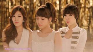 {Duet} Davichi & T-ara - We Were In Love (Hauyucovers & TheRealJessicaOh)