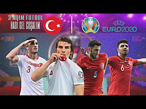 HADİ GEL COŞALIM | A MİLLİ TAKIM EURO 2020 (2021) TANITIM VİDEOSU [ÖZEL KLİP] #BizimÇocuklar