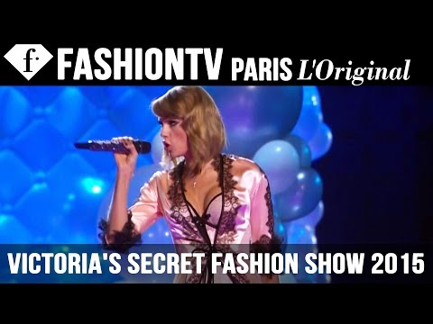Victorias Secret Fashion Show 2014-2015 ft Taylor Swift  Adriana Lima in London  FashionTV