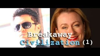 Dark Journalist: Catherine Austin Fitts - Dancing With The Breakaway Civilization - Part 1