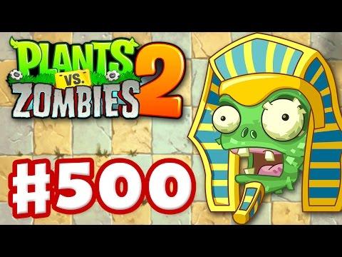 Plants vs. Zombies 2 - Gameplay Walkthrough Part 500 - Power Plants Update! (iOS)