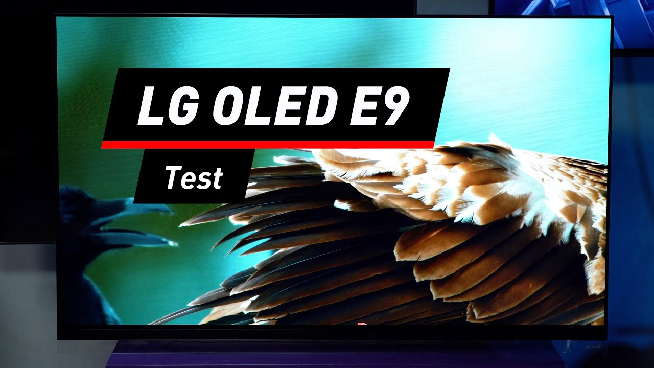 LG OLED E9 im Test: Bild, Ton, Komfort – alles top