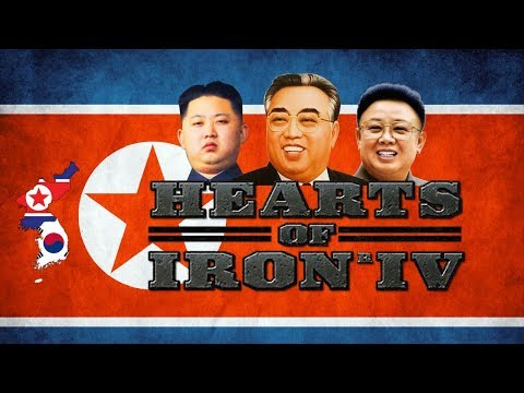 Hearts of Iron IV Modern Day North Korea! Episode 2: Oh China!