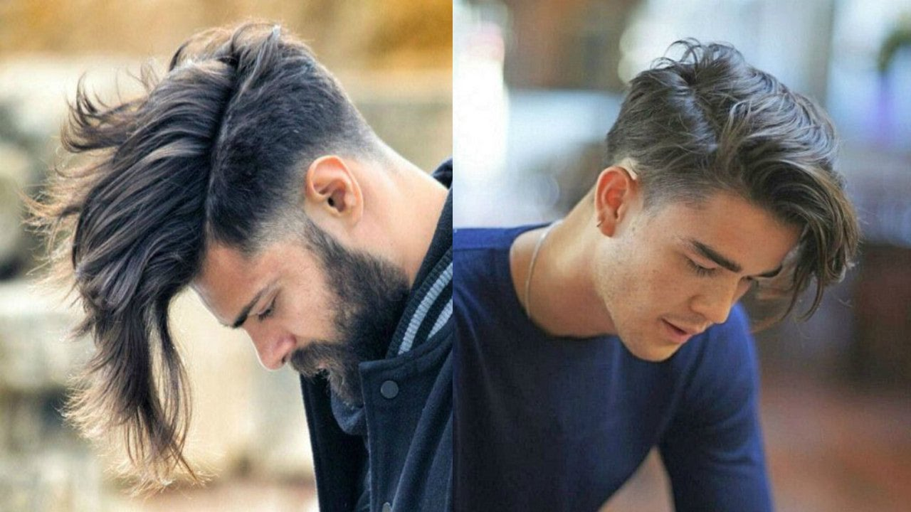 Top 15 Best Hottest Hairstyles For Men 2018 | Sexiest Hairstyles 2019 | 15 Latest Haircuts For ...