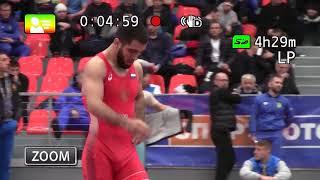 Вольная борьба: Ильяс Бекбулатов - Георгий Сулава! Дан Колов и Никола Петров-2018