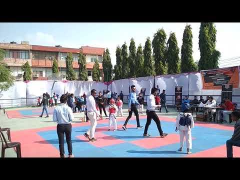 Sub Junior State Taekwondo Championship 2017  Chandigarh