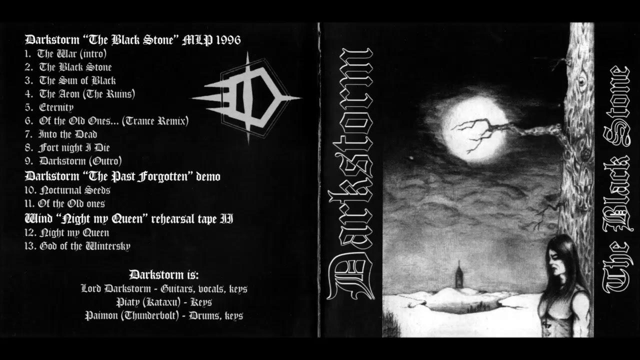 darkstorm the black stone black metal le scribe