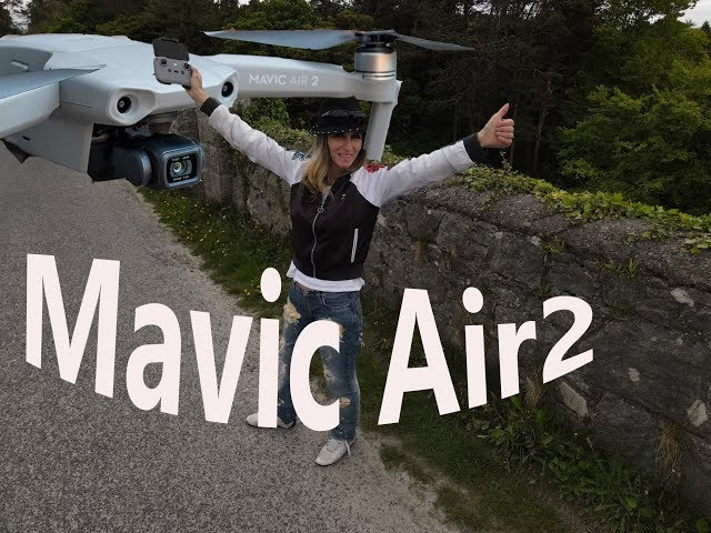 DJI Mavic Air2 - Best drone ever!!