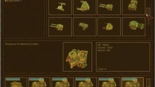 Earth 2150 - Tech War as ED