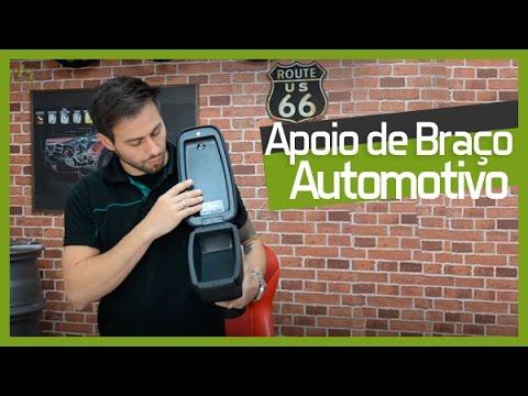 Apoio de Braço para Carro - TUNING PARTS