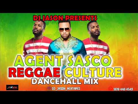 BEST OF AGENT SASCO  - REGGAE CULTURE...