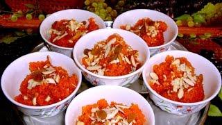 Shahi Gajar Ka Halwa With Condensed Milk - Best Carrot Pudding By Sharmilazkitchen