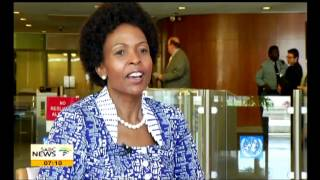 Nkoana-Mashabane talks peaceful resolutions for Africa