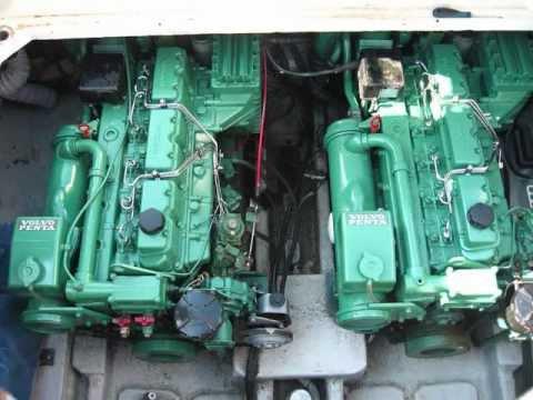 Synlig Forskjell P 229 Volvo Penta 40 Og 41 Motorer