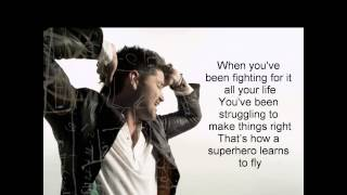 Video The Script- Superheroes LYRICS HD download MP3, 3GP, MP4, WEBM, AVI, FLV April 2018