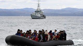 Европарламент изучает действия пограничников агентства Frontex…