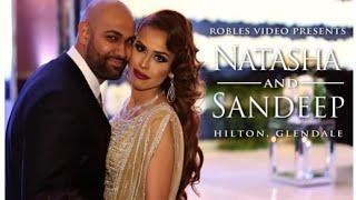 Natasha Tung & Sandeep Gill - Cinematic Same Day Edit (Sikh)