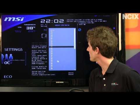 Intel Ivy Bridge 3rd Generation Core i7 3770K 3570K Overclocking Guide Tutorial NCIX Tech Tips
