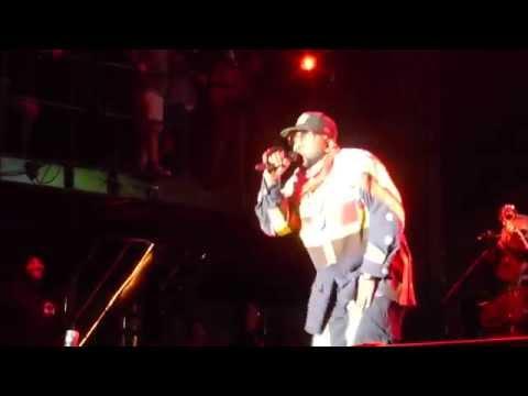 OutKast  Kryptonite Im On It → GhettoMusick Voodoo Fest 103114 HD