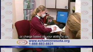 ECHO H1N1 Vaccination PSA - Get Your Flu Shot - English