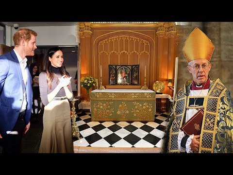 Meghan Markle was BAPTISED during intimate 45-minute service in Chapel Royal on Tuesday
