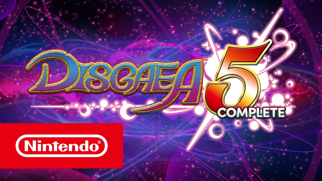 disgaea 5 complete switch au meilleur prix sur. Black Bedroom Furniture Sets. Home Design Ideas
