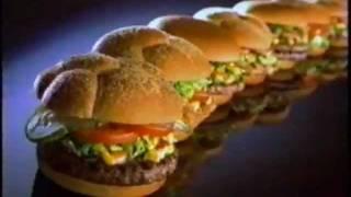 1998 Harvey's Restaurant TV Commercial