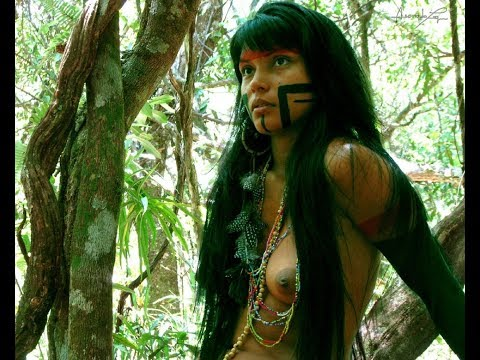 Discovery Documentary Live Women Tribes of the most mysterious area world - Amazon tribes River 2017