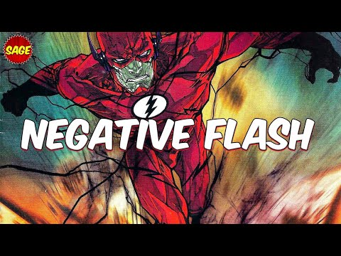 "Who is DC Comics ""Negative Flash?"" Dangerous New Powers for Barry Allen."