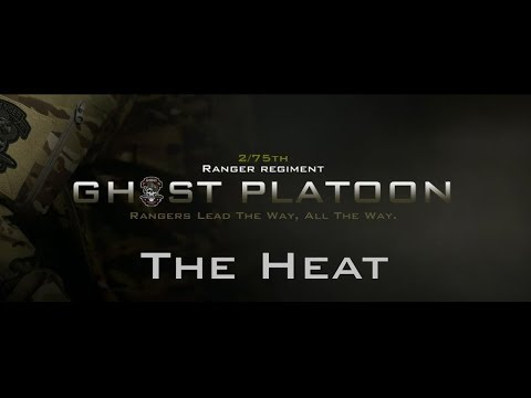 "The Heat - 2/75th ""Ghost PLT"""