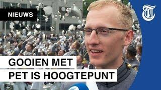 Tom Jansen is eerste Nederlander die slaagt op West Point