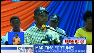 Kenya recognizes World Maritime Day through a celebration in the coastal town of Mombasa