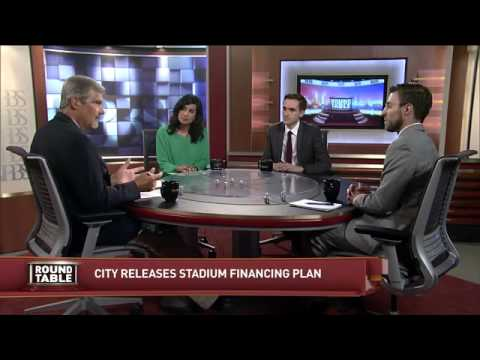 Roundtable: Edison-Mitsubishi Fight, Stadium Financing