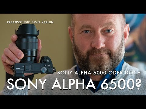 Sony Alpha 6000 oder doch Sony Alpha 6500?