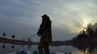 Спиннинг на озере рыбалка перед запретом
