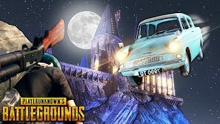HARRY POTTER IN PUBG.. | Best PUBG Moments and Funny Highlights - Ep.216