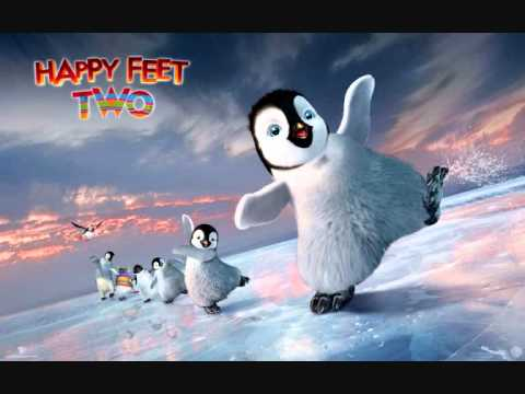 Happy Feet Two OST - 07. Rawhide