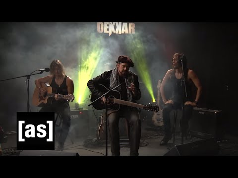 Dekkar Empty Bottle Acoustic | On Cinema 4th Annual LIVE Oscar Special | Adult Swim