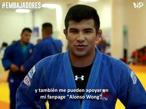 Alonso Wong - crack del Judo