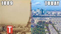 Pictures That Show How Famous Cities Have Changed Over Time