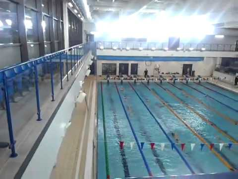 Opening Day At Huddersfield Leisure Centre Youtube