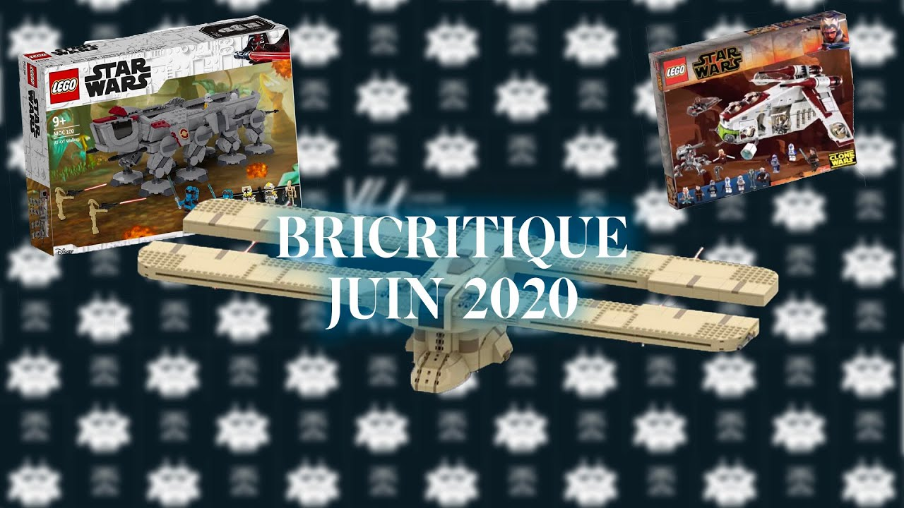 Brickritique - JUIN 2020
