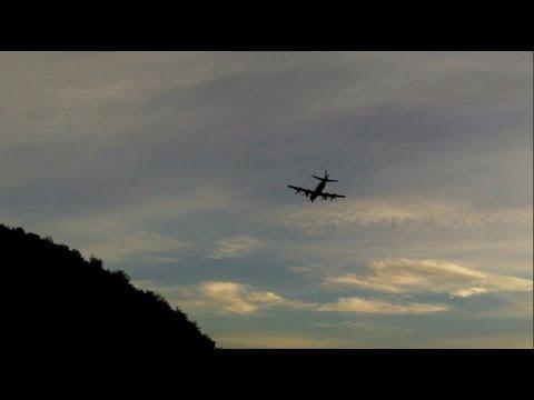 U.S. Navy Orion Surveillance Plane Spying On Me