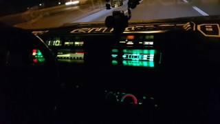 1998 FIAT TIPO 1.6 SX LPG ACCELERATION (B.K.Y.)