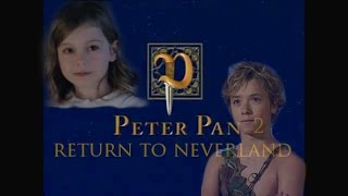 Video Peter Pan 2 Return To Neverland movie trailer download MP3, 3GP, MP4, WEBM, AVI, FLV Juni 2017