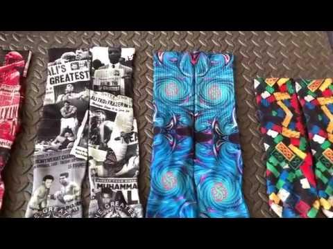 Носки для сублимации