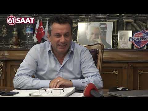 Celil Hekimoğlu'ndan çarpıcı Açıklamalar 'Aday Olacak Mı, Hekimoğlu Trabzon FK'nın Hedefleri'