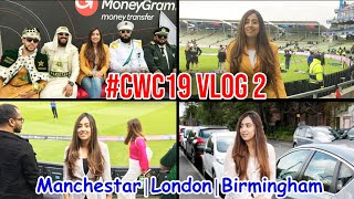 #CWC19 Vlog 2 featuring Morgan's 6's, Afghans' love for the Indians, the English summer & cricket!
